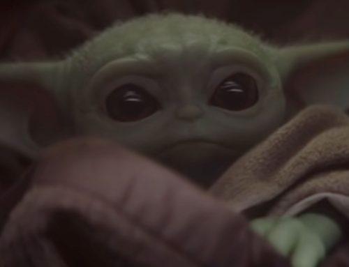 Sweet Baby Yoda