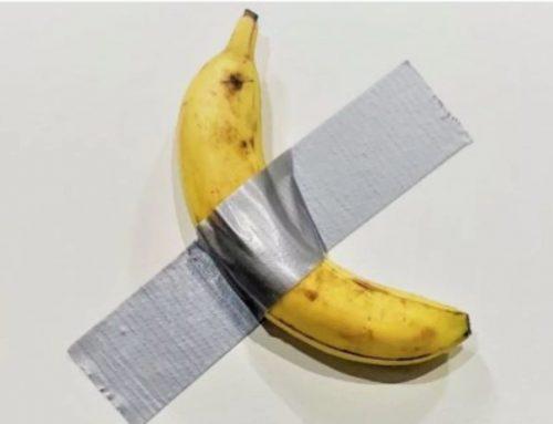 Ca banana-n perete