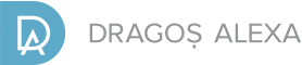 Dragoș – antrenor de antreprenor Logo